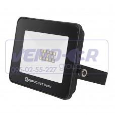 Прожектор ЕВРОСВЕТ 20Вт светодиодный ES-20-504 BASIC 1100Лм 6400К