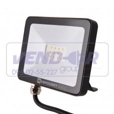 Прожектор ЕВРОСВЕТ 20Вт светодиодный ES-20-504 BASIC-XL 1100Лм 6400К
