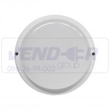 Светильник светодиодный накладной ЕВРОСВЕТ 12Вт круг CL-305 6400K IP65