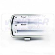 Светильник EVRO-LED-SH-40 с LED лампами 6400К (2*1200мм)