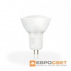 Лампа светодиодная Евросвет G-6-3000-GU5.3