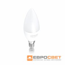 Лампа светодиодная Евросвет С-6-3000-14