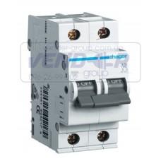 Автоматический выключатель 2P 0.5А In=6кА хар.С