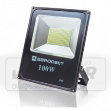 Прожектор EVRO LIGHT 100W 9000Lm 6400K SanAn SMD