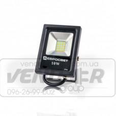 Прожектор EVRO LIGHT 10W 550Lm 6400K SMD